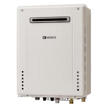 NORITZ GT-1660AWX- BL-13A  [ガス給湯器 (都市ガス用 16号フルオートタイプ 屋外壁掛型)] 【16号】 設置工事 工事 可 取替 取り替え 交換