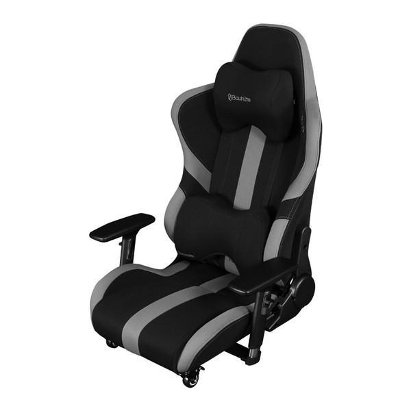 【送料無料】Bauhutte LOC-950RR-BK ブラック プロシリーズ [ゲーミング座椅子]【同梱配送不可】【代引き不可】【沖縄・北海道・離島配送不可】