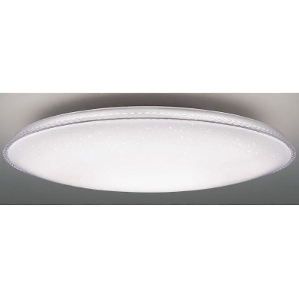 東芝 LEDH81719X-LC E-CORE [LEDシーリングライト 調光・調色 リモコン付 ~8畳]