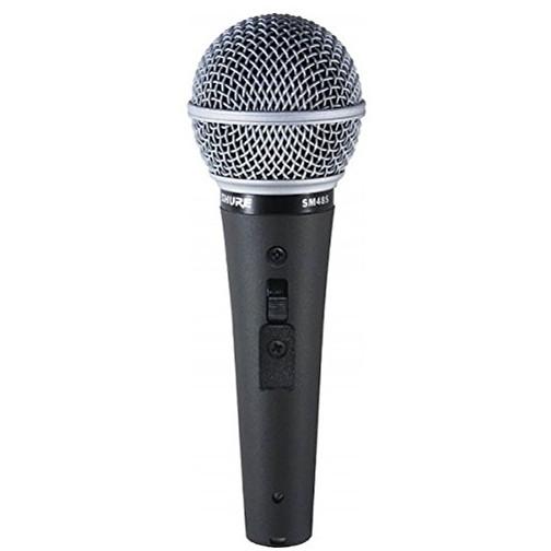 【送料無料】SHURE SM48S-LC-X [ダイナミック型ボーカルマイク]