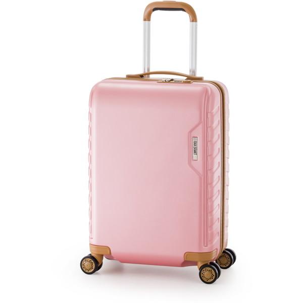 【送料無料】アジア・ラゲージ MS-202-18 ピンク マックススマート [スーツケース (29L/1~2泊)]