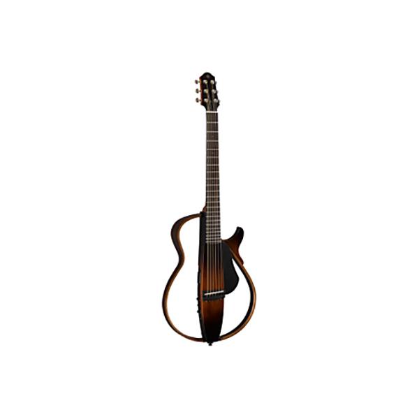 【送料無料】YAMAHA SLG200S TBS タバコブラウンサンバースト [サイレントギター スチール弦モデル]