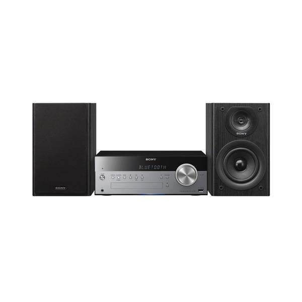 SONY CMT-SBT100 ブラック[CDコンポ Bluetooth対応]