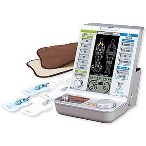 【送料無料】OMRON HV-F5200 [電気治療器 (温熱サポーター付)]
