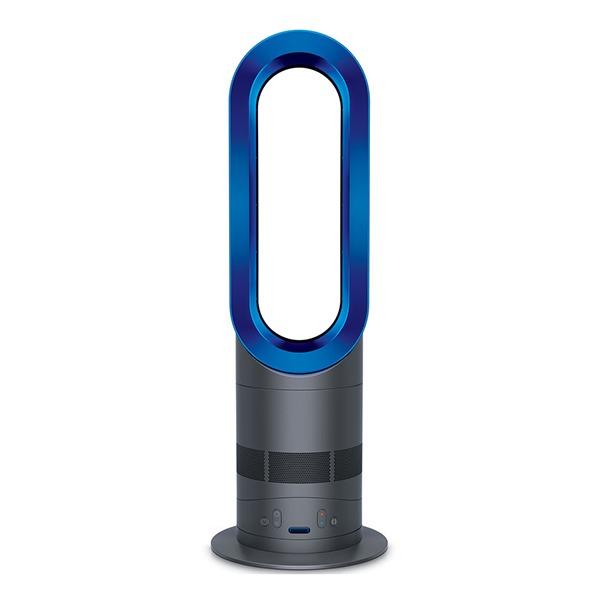 【送料無料】DYSON AM05-IB アイアン/サテンブルー Hot + Cool [電気ファンヒーター(1200W)]