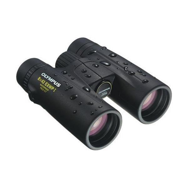 【送料無料】OLYMPUS 8×42 EXWP I [双眼鏡 8倍×42mm]
