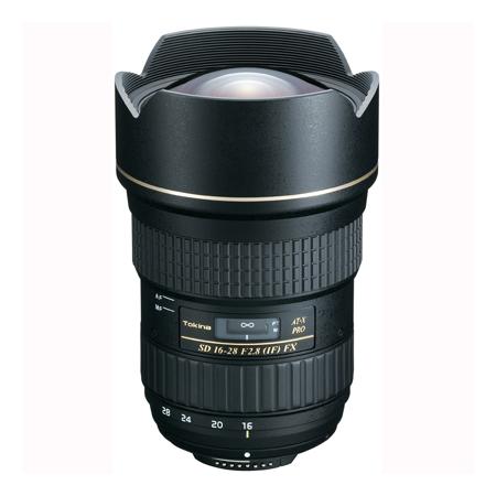 【送料無料】TOKINA AT-X 16-28 F2.8 PRO FX 16-28mm F2.8 ニコン用 [16-28mm/F2.8 ニコンF]