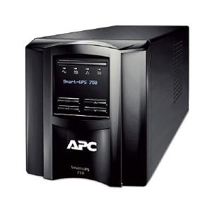 宅送 販売数が 2000 万台を超える 在庫あり 高い実績の UPS APC 無停電電源装置 Smart-UPS 750VA 100V 750 LCD