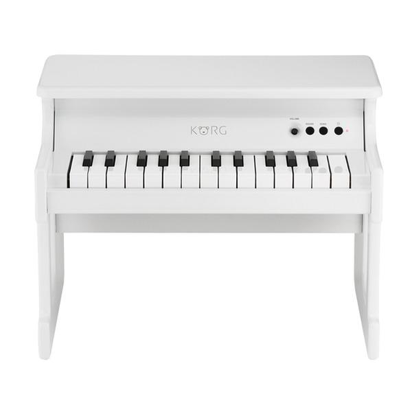 【送料無料】KORG tinyPIANO WH ホワイト [電子ピアノ]