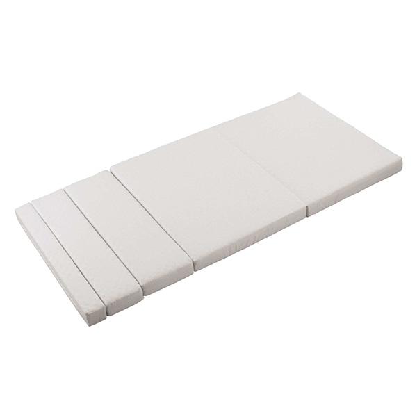 【送料無料】高梨産業 RB-M1515 アイボリー [のびのびベッド用マット]