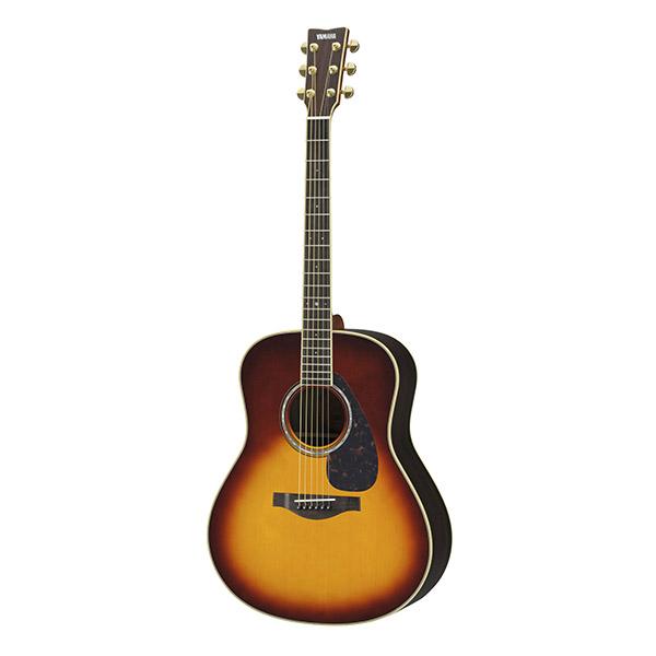 【送料無料】YAMAHA LL6 ARE BS ブラウンサンバースト Lシリーズ [アコースティックギター]