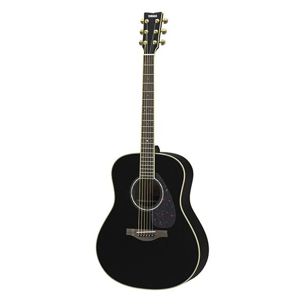 【送料無料】YAMAHA LL6 ARE BL ブラック Lシリーズ [アコースティックギター]