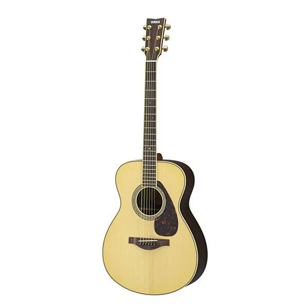 【送料無料】YAMAHA LS6 ARE ナチュラル Lシリーズ [アコースティックギター]