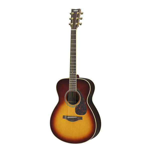 【送料無料】YAMAHA LS6 ARE BS ブラウンサンバースト Lシリーズ [アコースティックギター]