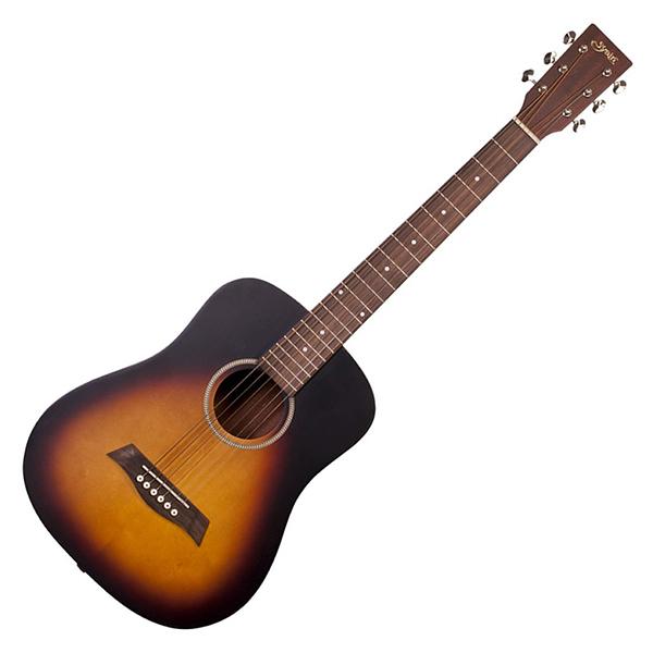 【送料無料】Yairi YM-02/VS(S.C) ヴィンテージサンバースト S.YAIRI Compact-Acousticシリーズ [ミニアコースティックギター]