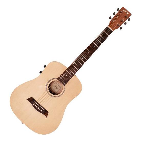 【送料無料】Yairi YM-02E/NTL(S.C) ナチュラル S.YAIRI Compact-Acousticシリーズ [ミニエレクトリックアコースティックギター]