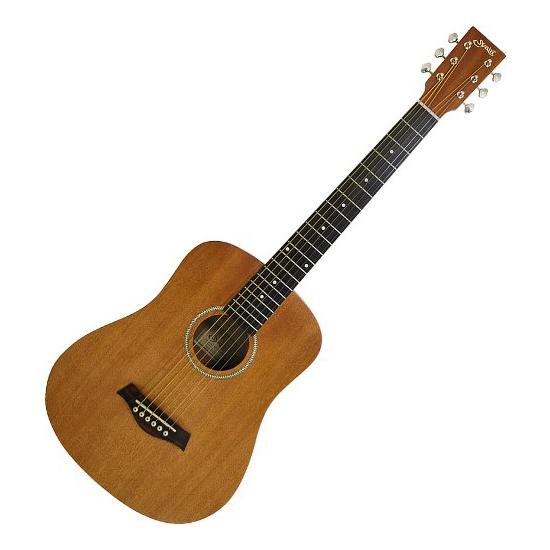 【送料無料】Yairi YM-02/MH(S.C) マホガニー S.YAIRI Compact-Acousticシリーズ [ミニアコースティックギター]