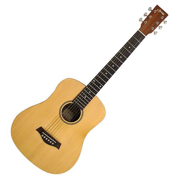 【送料無料】Yairi YM-02/NTL(S.C) ナチュラル S.YAIRI Compact-Acousticシリーズ [ミニアコースティックギター]