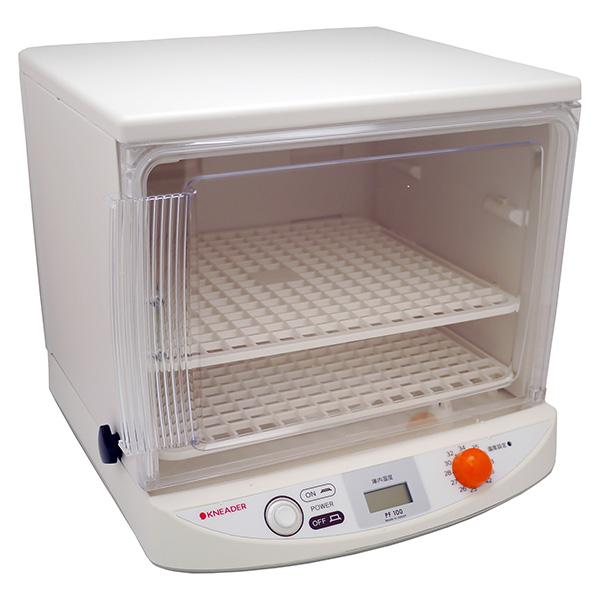 【送料無料】日本ニーダー PF100 洗えてたためる発酵器 mini 家庭用パン発酵器 天然酵母 米麹 塩麹 テンペ ヨーグルト 2斤 美味しいパン