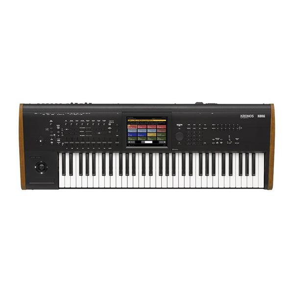 【送料無料】KORG KRONOS2-61 [ミュージック・ワークステーション(61鍵)]