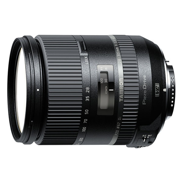 【送料無料】TAMRON 28-300mm F/3.5-6.3 Di VC PZD (Model A010) キヤノン用 [高倍率ズームレンズ]