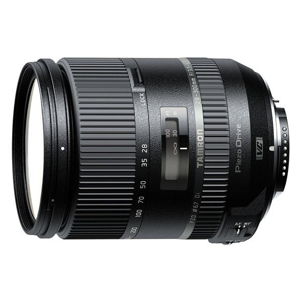 【送料無料】TAMRON 28-300mm F/3.5-6.3 Di VC PZD (Model A010) ニコン用 [高倍率ズームレンズ]