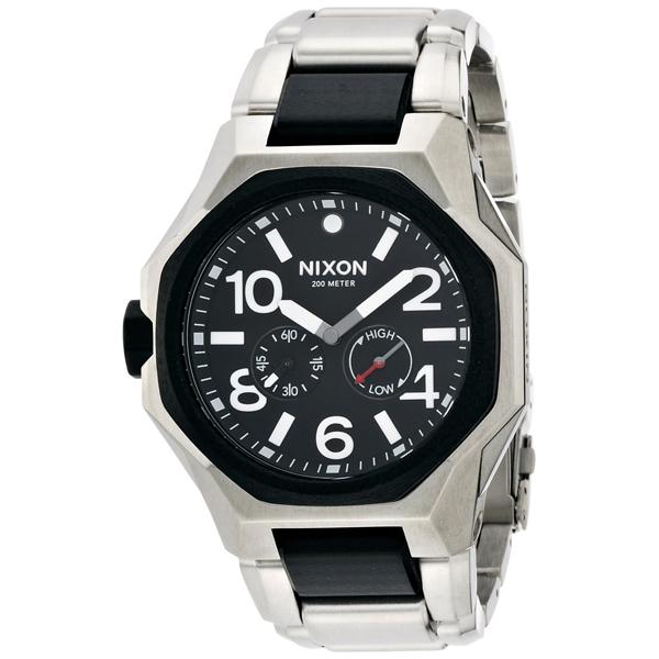 【送料無料】NIXON A397000 タンジェント ブラック [腕時計] 【並行輸入品】