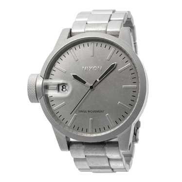 【送料無料】NIXON A1981033 THE CHRONICLE SS オールロウスチール [腕時計] 【並行輸入品】