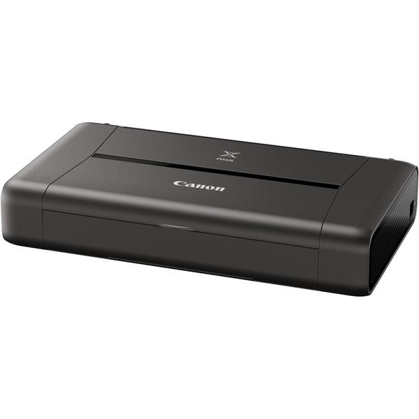 【送料無料】CANON IP110 PIXUS(ピクサス) [A4モバイルインクジェットプリンター スマホ/タブレット対応 (無線LAN/USB2.0)]