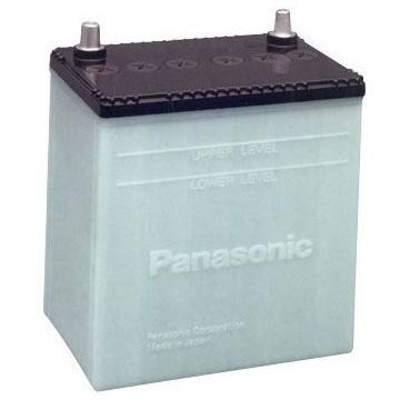 PANASONIC N-75D23R/CR ブルーバッテリー サークラ [国産車バッテリー]