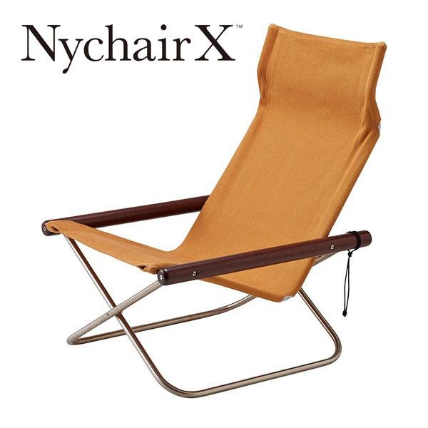 【送料無料】藤栄 NY-126 ニーチェア エックス NychairX X-DB/CA