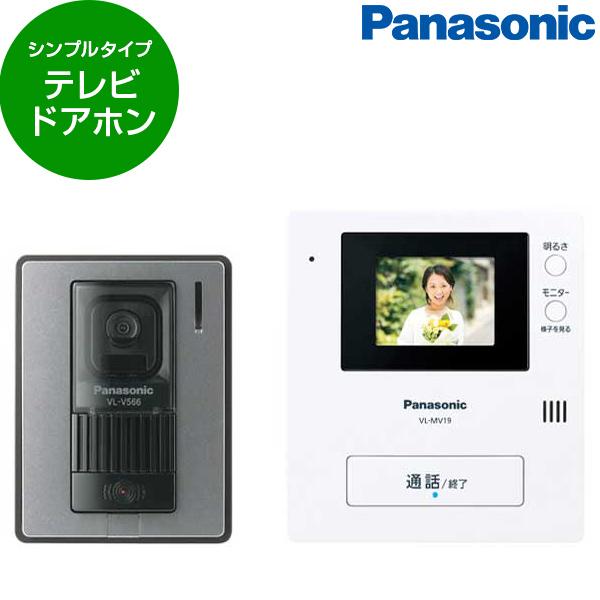 PANASONIC VL-SV19K [テレビドアホン]