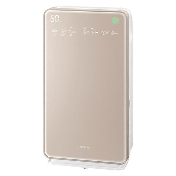【送料無料】日立 EP-TG60(N) [加湿空気清浄機 (空気清浄30畳/加湿17畳まで)]