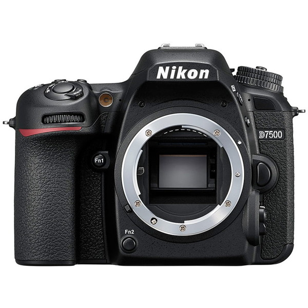 【送料無料】Nikon D7500 ボディ ブラック [デジタル一眼レフカメラ (2151万画素・レンズ別売)]