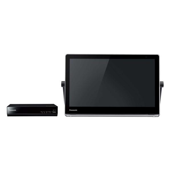 【送料無料】PANASONIC UN-15T7-K ブラック プライベート・ビエラ [15V型 地上・BS・110度CSポータブルテレビ・HDDレコーダー付き(500GB)]