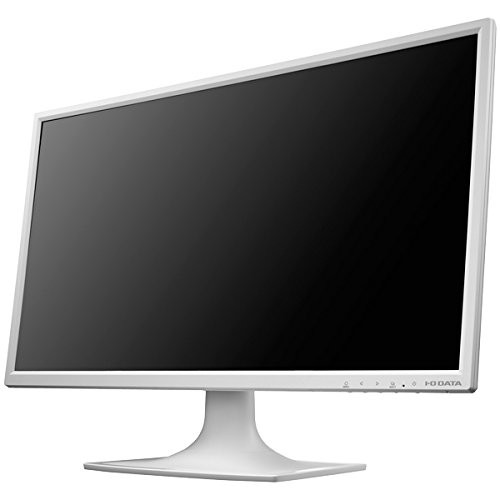 【送料無料】IODATA LCD-MF244EDSW ホワイト [23.8型 ワイド液晶ディスプレイ]