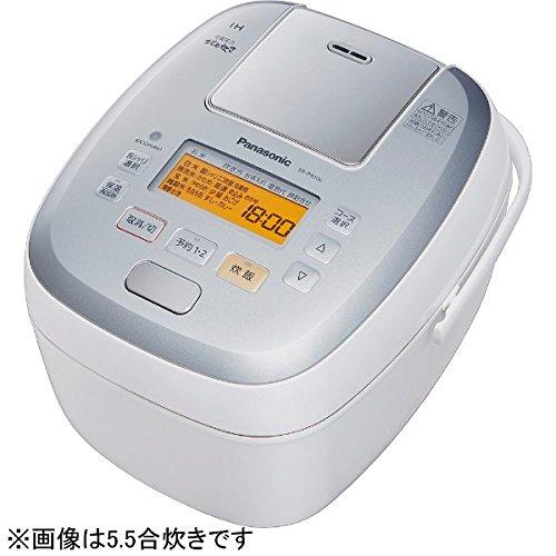 【送料無料】PANASONIC SR-PA186-W ホワイト おどり炊き [可変圧力IH炊飯器(一升炊き)]