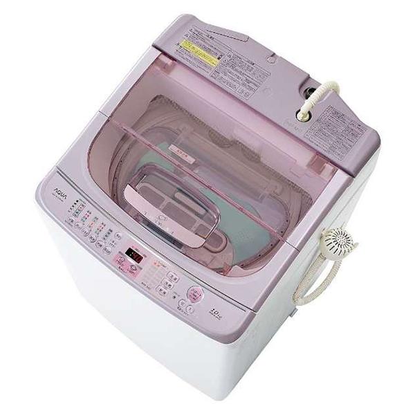 【送料無料】AQUA AQW-TW1000F-W ホワイト [洗濯乾燥機 (洗濯10.0kg / 乾燥5.0kg)]