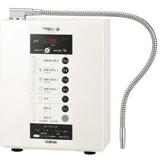 【送料無料】フジ医療器 FWH-6000 ホワイト トレビ水素プラス [電解水素水生成器]