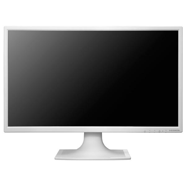 【送料無料】IODATA LCD-AD243EDSW ホワイト [23.8型ワイド液晶ディスプレイ]