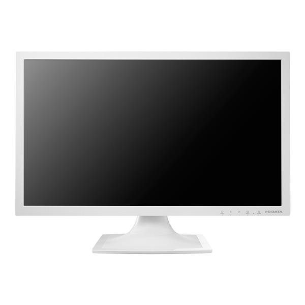 【送料無料】IODATA LCD-MF211ESW ホワイト [20.7型ワイドフルHD液晶ディスプレイ(スピーカー搭載モデル)] 【同梱配送不可】【代引き・後払い決済不可】【沖縄・離島配送不可】