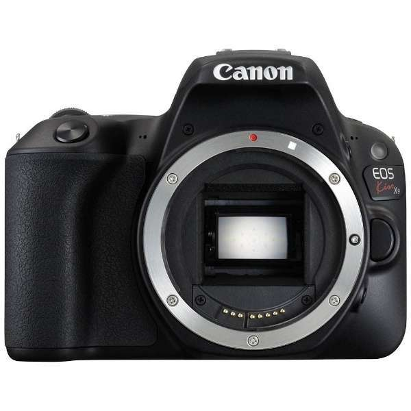 【送料無料】CANON EOS Kiss X9 ボディ ブラック [デジタル一眼カメラ (2420万画素)]