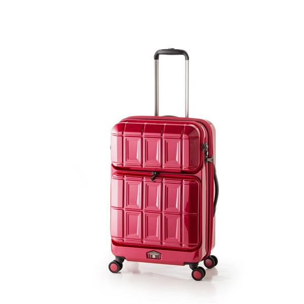 【送料無料】アジア・ラゲージ PTS-6006 パープリッシュピンク PANTEON [スーツケース (54L+8L・2~3泊)]