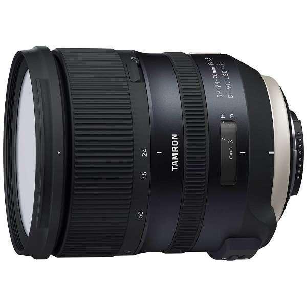 【送料無料】TAMRON SP24-70mm F/2.8 Di VC USD G2(Model A032N) [大口径標準ズームレンズ ニコンFマウン]