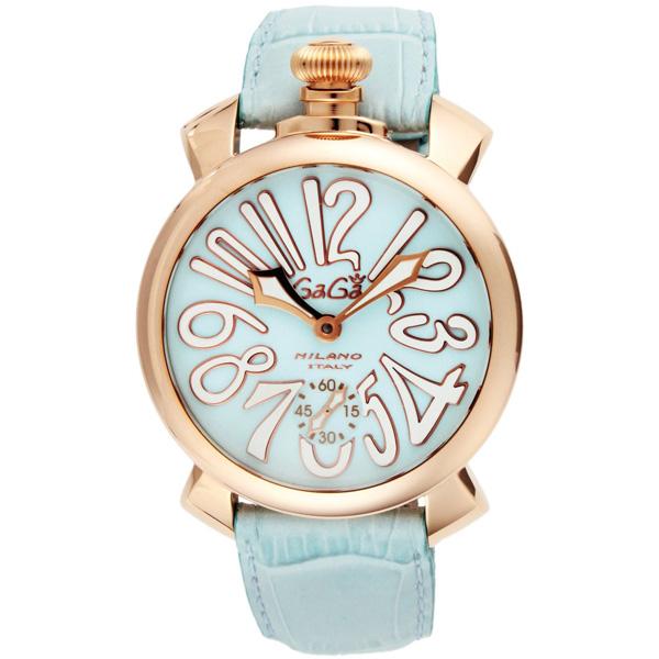 【送料無料】GAGA milano 5011.03S-LBU マヌアーレ 自動巻き [腕時計] 【並行輸入品】