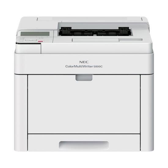 【送料無料】NEC PR-L5800C Color MultiWriter 5800C [A4カラーレーザープリンタ] 【同梱配送不可】【代引き・後払い決済不可】【沖縄・離島配送不可】