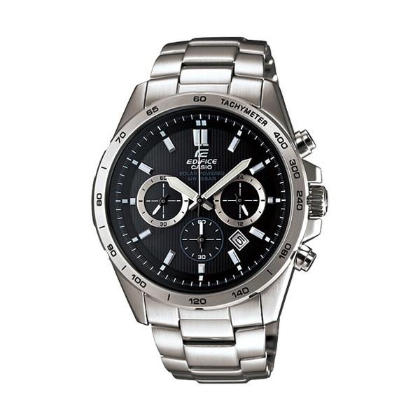 【送料無料】CASIO(カシオ) EFR-518SBCJ-1AJF EDIFICE [ソーラー腕時計 (メンズウオッチ)]
