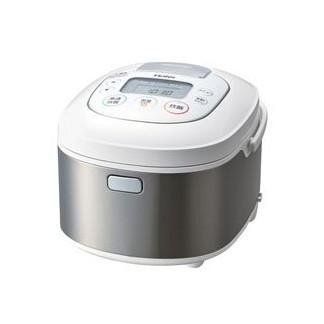 【送料無料】ハイアール JJ-M100A ホワイト [マイコン炊飯ジャー(1升炊き)]