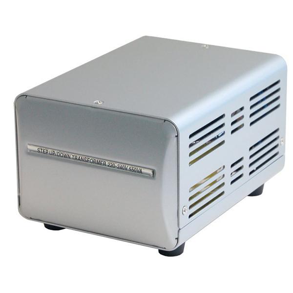 カシムラ NTI-27 [海外国内用薄型変圧器220-240V/550VA]
