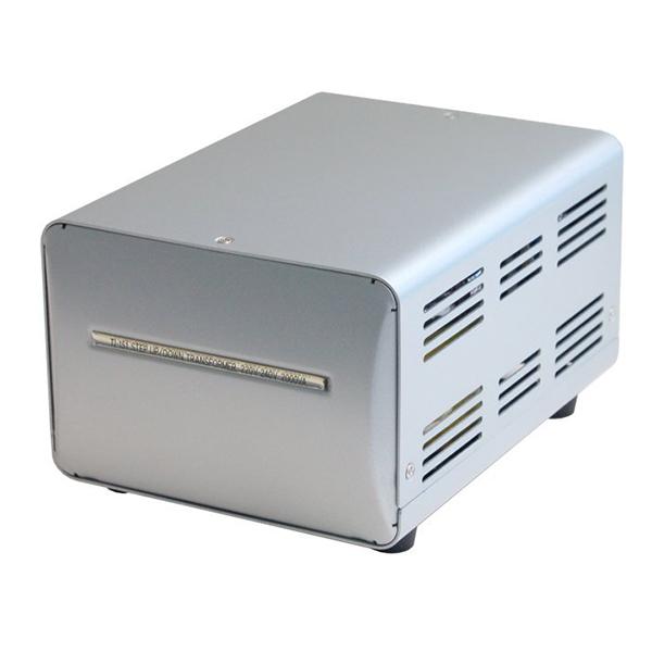 カシムラ NTI-151 [海外国内用薄型変圧器220-240V/2000VA]